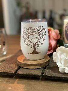 Tree of Life Mum Coffee Mug, Travel Mug, wine Glass