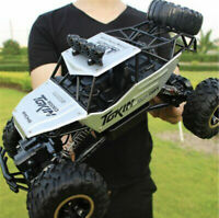 1:12 2.4G High Speed RC Big Monster Truck Remote Control Off Road Car RTR Toy