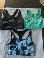 Lot of 3 Champion and Nike Sports Bras