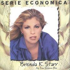 BRENDA K. STARR - ALL TIME GREATEST HITS NEW CD