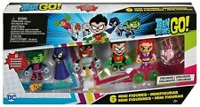 Mattel Kids Teen Titans GO! Mini Figures 6 Pack FPV24