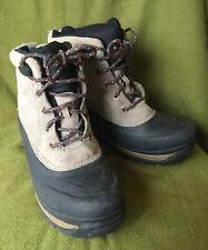 Women's Duck Boots Waterproof Snow Boots Size 9