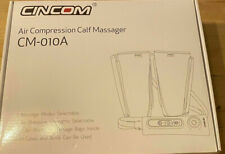 CINCOM Air Compression Therapy Device Leg Massager Circulation CM-010A Free Sn'H