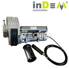 Motore per serranda UNIVERSALE con elettrofreno 140 Kg asse 48 60 D 200 FAAC ACM