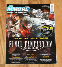 PC Games MMORE Sonderheft Magazin Final Fantasy XIV
