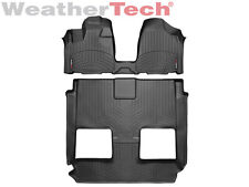 WeatherTech FloorLiner for Town & Country/Grand Caravan OTH w/Stow'n Go - Black