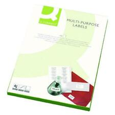 Pack of 2400 Multipurpose 64x33.9mm White Labels
