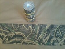"Camo Tape, Mossy Oak Shadow Grass, Heavyweight, 6"" x 9' 6"" Roll, Made in USA"