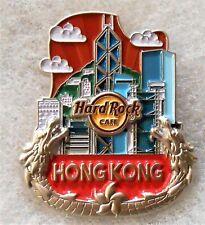 HARD ROCK CAFE HONG KONG 3D CORE ICON SERIES PIN # 96151