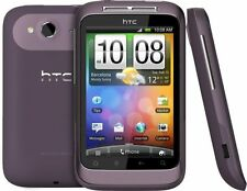 HTC Wildfire S LILA Violett  -  Android Smartphone * Glamour Purple * NEU / OVP