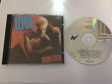 Billy Idol - Rebel Yell (CD 1999) Original Recording