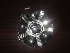 Zinik Wheels Chrome Custom Wheel Center Caps # Z-10 / CAP-Z087 (1 CAP) W/ BOLT