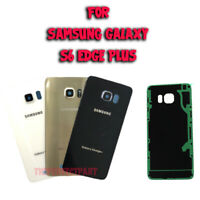 OEM Battery Cover Glass Housing Back Door For Samsung Galaxy S6 G928 EDGE plus +