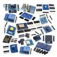 WeMos D1 Mini NodeMcu Lua ESP8266 Relay Shield Proto Board WiFi Module US