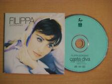 FILIPPA GIORDANO Casta diva 1-track CDS Card sleeve Opera Norma