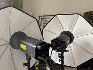 Lastolite Lumen 8 f400 strobe flash Lighting  professional photography
