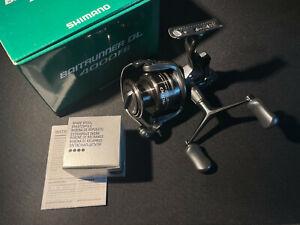 Shimano DL 4000 FB Baitrunner Reel