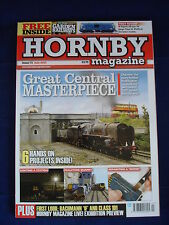 Hornby Magazine # 73 - Ruddington - Station lighting - Realstone Quarry
