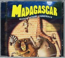 Madagascar Hans chambre OST MUSIQUE DE FILM CD I like to move it Sacha Baron Cohen NEUF