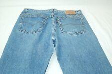 Vintage USA Levi's 501 Men's 35 x 30 (Tagged 38x30) Denim Jeans -HOLES #Q022