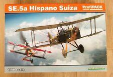 Eduard SE.5a Hispano Suiza WW1 Aircraft 1:48th Scale