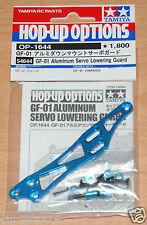 Tamiya 54644 GF-01 Aluminum Servo Lowering Guard (GF01), NIP