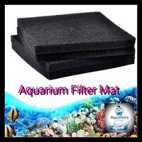 Medium Pore Sponge Mat Aquarium Fish Tank Filter Media Sponge 50cmx30cmx4.5cm