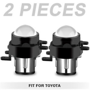 2.5'' Fog Projector Lens Kit Car Bi Xenon H11 Bulb Lamp Hi/Lo Beam For Toyota