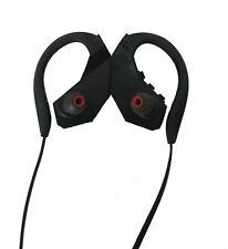 Auriculares audífonos Bluetooth Inalámbrico Impermeable Negro Para Natación Deportes