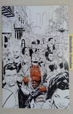 Marvel Knights 20th Anniversary #1 Local Comic Shop Day 2018 B&W Exclusive 1/500