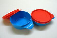 TUPPERWARE 2x Petit Baby Fütter Tasse mit Deckel, 240 ml, Mikrowellen geeignet