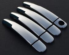 MANIGLIA Porta Cromata Set trim copre per adattarsi VOLKSWAGEN GOLF V 4dr (2004-09)