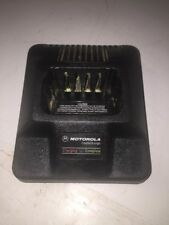 Oem Motorola IntelliCharger Htn9042A 120V Charger Base Only No Power Supply