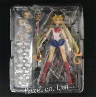 Anime Sailor Moon Usagi Tsukino PVC Figure Model Toy In Box 6''