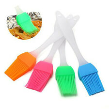 (US STOCK) 20PCS Oil Brush Silicone Baking Pastry Cream For BBQ Basting