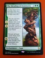 1x The Mending of Dominaria   Dominaria   MTG Magic Cards