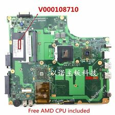 "Toshiba Satellite A210 A215 AMD motherboard V000108710,Included AMD cpu ""A"""