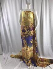 Cream Dobby Spots Chiffon Sheer Dress Summer Shirt Fabric Blouse Skirt Ivory
