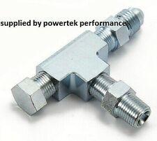 UNIVERSAL Multi Oil Temp / Pressure Gauge Sensor Adaptor - FORD/SEAT/VW/BMW/....