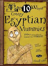 Top 10 Worst Creepy Egyptian Mummies You Wouldn't Want To Meet David Stewart