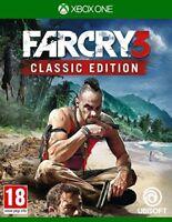 FAR CRY 3 III FARCRY 3 III  EN CASTELLANO ESPAÑOL NUEVO PRECINTADO XBOX ONE