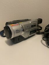 New ListingSony Handycam Dcr-Trv320 Digital-8 Hi-8 Camcorder Video Transfer