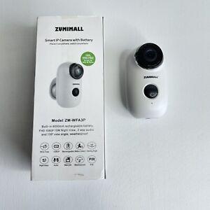 Zumimall Smart IP Camera with Battery ZM-WFA3P