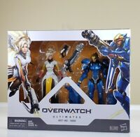 Overwatch Ultimates Series Pharah & Mercy | Dual Pack Action Figures | Hasbro