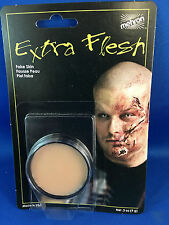 New Extra Flesh fake skin create scars wounds lacerations stage makeup monster