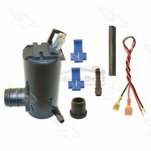 One New ACI Windshield Washer Pump 172872 8531089106 for Lexus Saab Toyota Volvo
