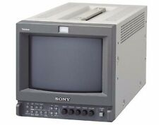 SONY PVM-9L3 PROFESSIONAL COLOUR VIDEO MONITOR w/ SDI, Comp, S-Vid RETRO GAMING!
