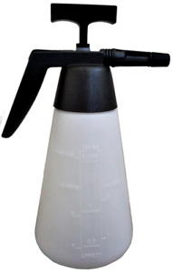 5 x SPRAYERS FOR DISINFECING 1.5 Litre HAND PRESSURE SPRAYER WITH VITON WASHER
