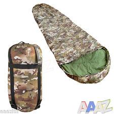 KOMBAT UK BTP MTP MULTICAM MILITARY STYLE SLEEPING BAG ARMY CADET CAMPING