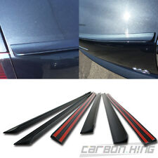 Unpaint VOLKSWAGEN JETTA MK4 Sedan Rear Trunk Lip Spoiler 1999-2004